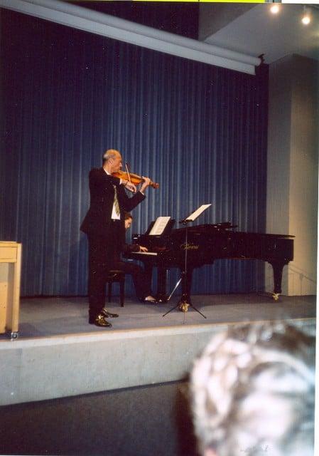 22 settembre 2006, Museo Revoltella