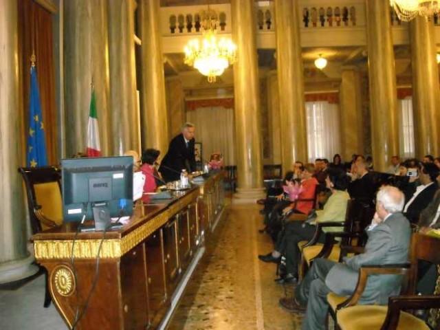 27 Marzo 2009, Conferenza Stampa