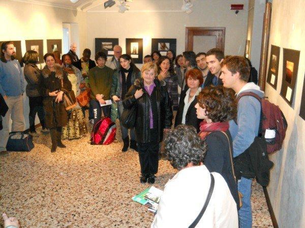25 marzo 2011, Mostra fotografica: cerimonia di apertura