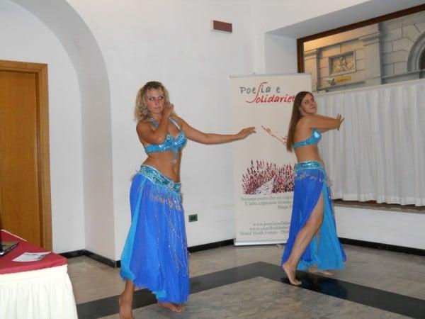 21 settembre 2011, Poesia, Musica, Danza
