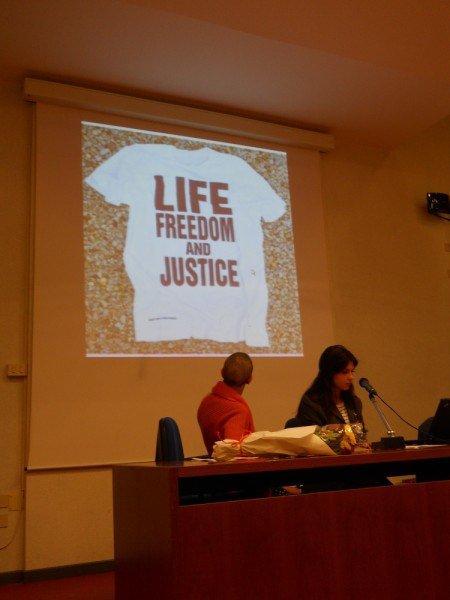 21 settembre 2011, Galleria del Forum: tre giorni di dibattito
