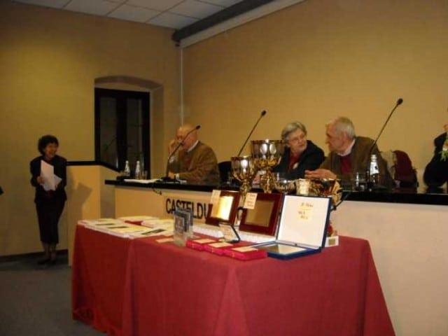 29 marzo 2009, Festa della premiazione