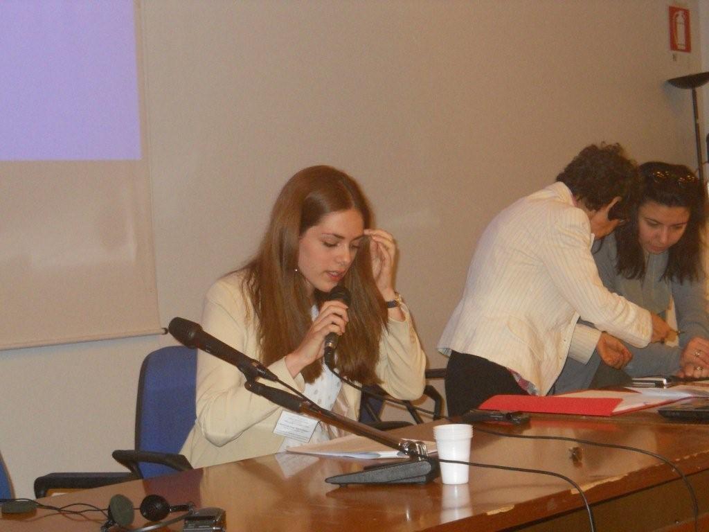 Intervista di Helena Barbagelata sul Forum Mondiale dei Giovani 2012