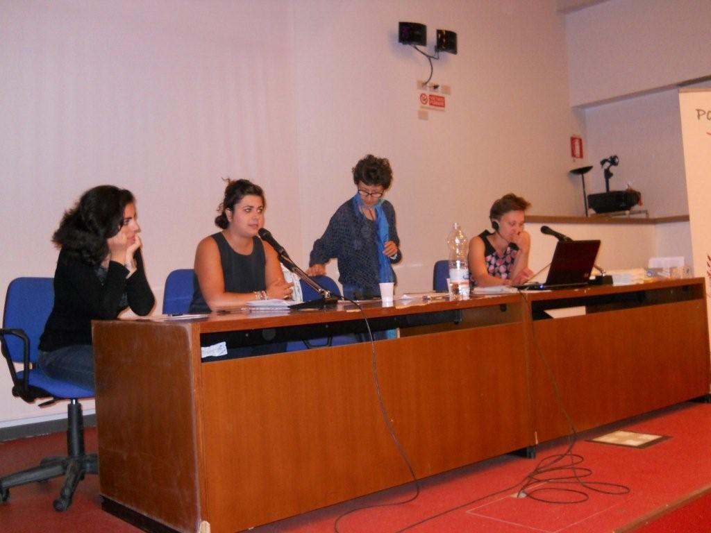il Piccolo: intervento di Hari Bertoja sul Forum 2012