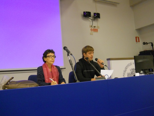 2013, 6 ottobre: World Youth Forum. Laste session and round table