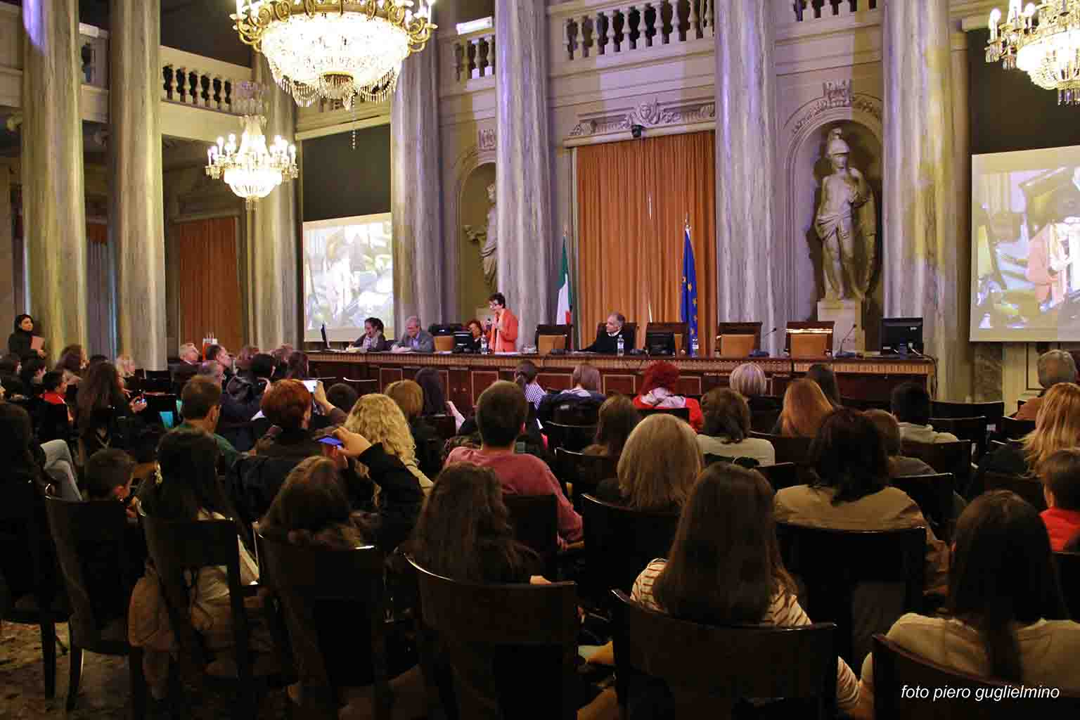 Trieste and Youth Culture - 20.3.2015