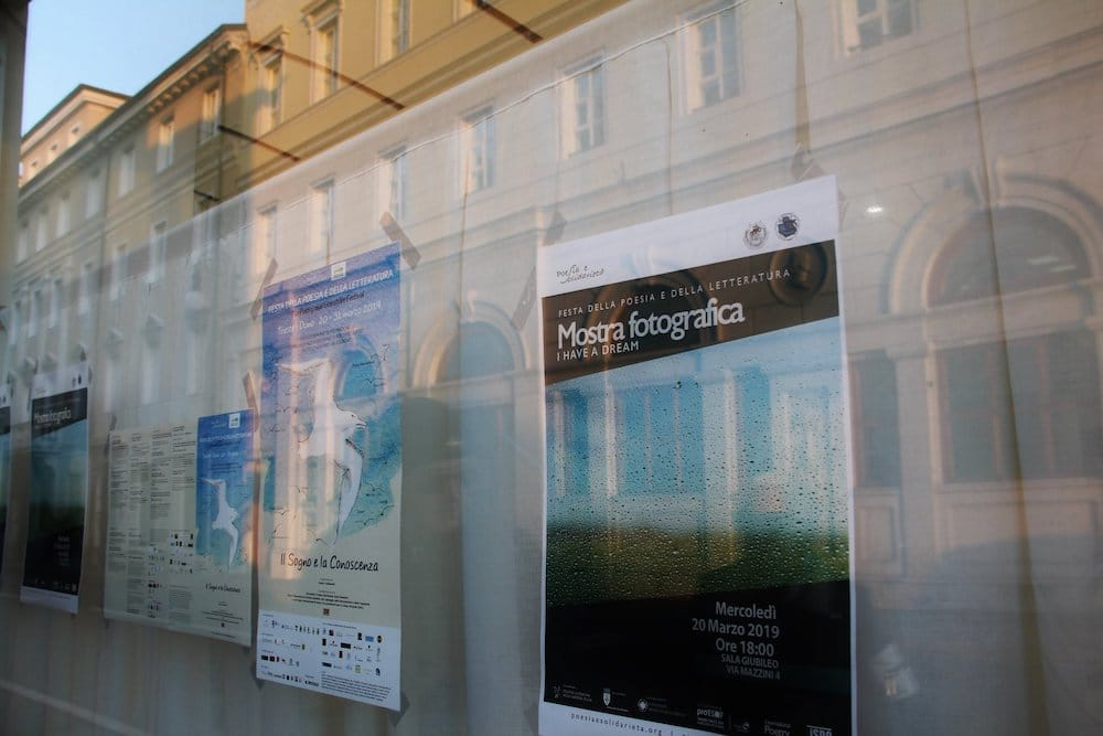"Vernissage of the photo exhibition ""I have a Dream"""