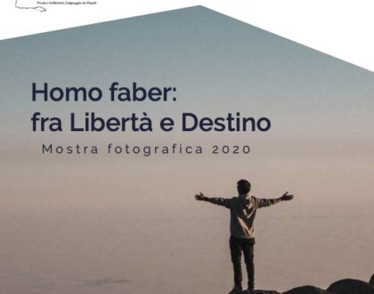 Homo faber: between freedom and Destiny